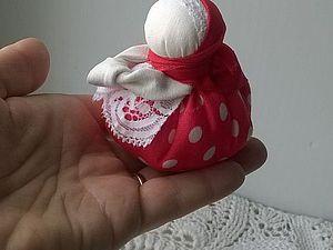 Делаем маленькую обережную куколку «Благополучница». Ярмарка Мастеров - ручная работа, handmade.