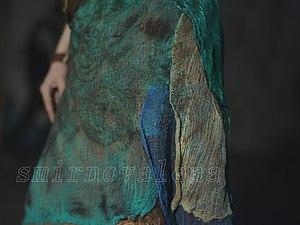 Мастер-класс Бохо - Туники Кардиганы из марли | Ярмарка Мастеров - ручная работа, handmade