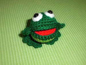 Денежная лягушечка | Ярмарка Мастеров - ручная работа, handmade