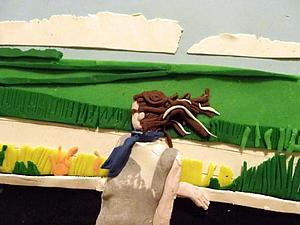 Пластилиновые фотографии Элеонор Макнэйр (Eleanor Macnair)   Ярмарка Мастеров - ручная работа, handmade