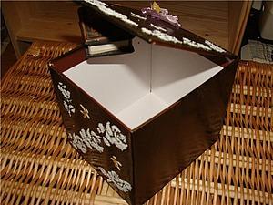 Клуб любителей сигар. Декор сигаретной коробки. Ярмарка Мастеров - ручная работа, handmade.