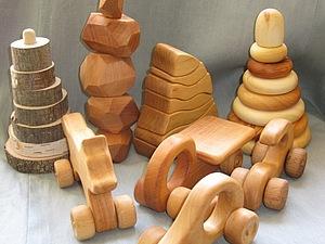 Игрушки из дерева | Ярмарка Мастеров - ручная работа, handmade