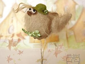 16 ноября в субботу - шьем Веселую Птичку | Ярмарка Мастеров - ручная работа, handmade