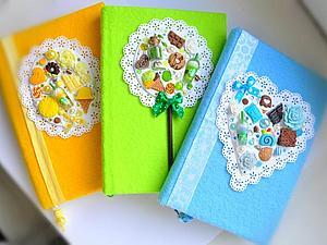 Украшаем личный дневник. Ярмарка Мастеров - ручная работа, handmade.
