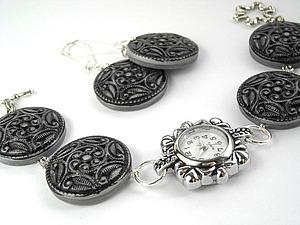 Белое золото, черное серебро, или Как сохранить дизайн ювелирного изделия | Ярмарка Мастеров - ручная работа, handmade