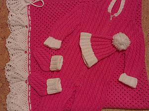 Розовый косплект для девочки | Ярмарка Мастеров - ручная работа, handmade