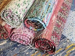 Держите ноги в тепле. Коврики | Ярмарка Мастеров - ручная работа, handmade
