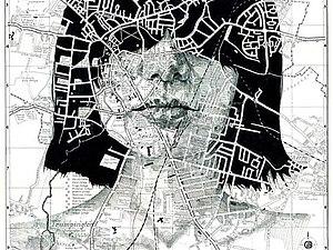 Необычные портреты художника Эда Фейрберна (Ed Fairburn). Ярмарка Мастеров - ручная работа, handmade.