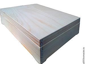 Коробка для документов А4 и прочее. | Ярмарка Мастеров - ручная работа, handmade
