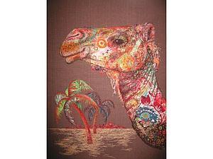 Дикая природа Африки в коллажах Sophie Standing   Ярмарка Мастеров - ручная работа, handmade