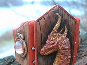 Этапы лепки дракона   Ярмарка Мастеров - ручная работа, handmade