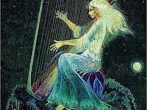 Прикоснуться к волшебству: Сьюзен Седдон Булет (Susan Seddon Boulet) | Ярмарка Мастеров - ручная работа, handmade