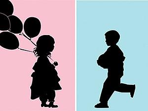 Розовый для девочек, голубой для мальчиков? Цвет и дети. | Ярмарка Мастеров - ручная работа, handmade