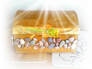 Воплощение идей для детского праздника. Часть 2: Сундук с сокровищем. Ярмарка Мастеров - ручная работа, handmade.