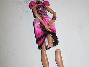 Протезирование коленного сустава, или «Мама, почини мне куклу!». Ярмарка Мастеров - ручная работа, handmade.