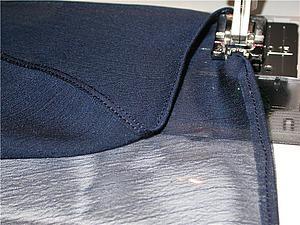 Обработка края шарфиков вологодским швом. Ярмарка Мастеров - ручная работа, handmade.