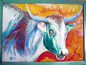 тёлки-коровы | Ярмарка Мастеров - ручная работа, handmade
