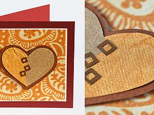 Осенние открытки...   Ярмарка Мастеров - ручная работа, handmade