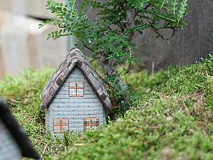 Розыгрыш домика | Ярмарка Мастеров - ручная работа, handmade