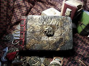 «Фетровая Книга несуществующих животных» Mark II   Ярмарка Мастеров - ручная работа, handmade