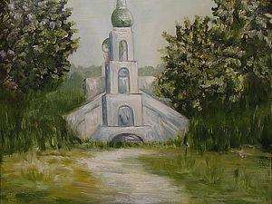 У каждого своя дорога к вере... | Ярмарка Мастеров - ручная работа, handmade