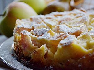 Сезонные тортики. Флонярд к яблочному Спасу... | Ярмарка Мастеров - ручная работа, handmade