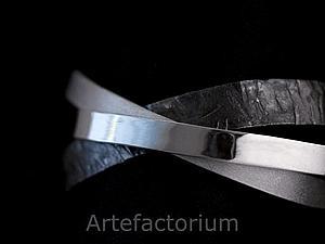 Кованый браслет (До 15 декабря скидка на участие 20%!) | Ярмарка Мастеров - ручная работа, handmade