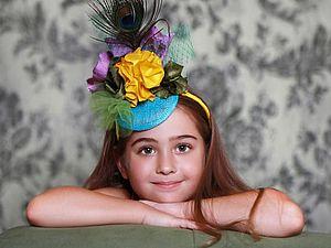 основы для шляпок | Ярмарка Мастеров - ручная работа, handmade
