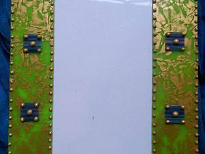 Делаем оригинальные подарки к праздникам  — декорируем стеклянную рамку для фотографий. Ярмарка Мастеров - ручная работа, handmade.
