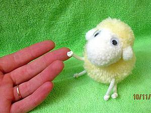 Милые Овчки - Добрые Сердечки! | Ярмарка Мастеров - ручная работа, handmade