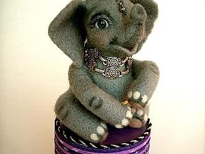 Розыгрыш слоненка!! | Ярмарка Мастеров - ручная работа, handmade