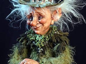 МК Марины Зиминой «Кукла на  основе полимерной глины Livingdoll» | Ярмарка Мастеров - ручная работа, handmade