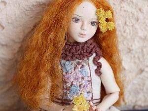 Фото Карины (фарфоровая шарнирная кукла) | Ярмарка Мастеров - ручная работа, handmade