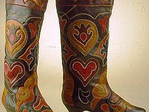 Кожаные изделия средневековой России. Часть 2.. Ярмарка Мастеров - ручная работа, handmade.