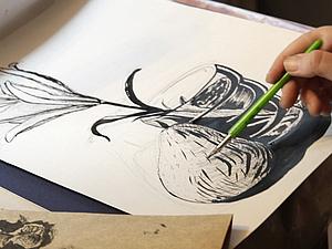 Летняя художественная мастерская Оксаны Санжаровой | Ярмарка Мастеров - ручная работа, handmade