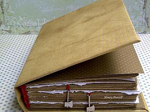 How to Train Your Dragon. Книга ручной работы для записей и рисунков с живыми иллюстрациями внутри! | Ярмарка Мастеров - ручная работа, handmade