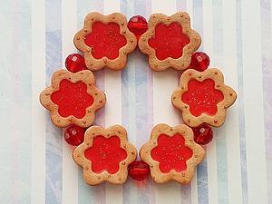 Мастерим браслет «Печеньки с джемом». Ярмарка Мастеров - ручная работа, handmade.