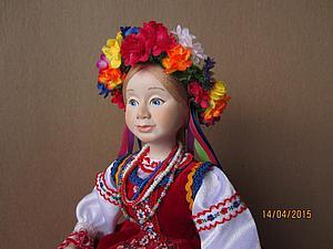 Кукла на чайник Оксана.   Ярмарка Мастеров - ручная работа, handmade