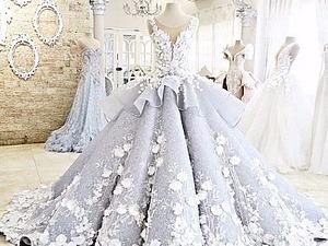 Невероятные платья филиппинского дизайнера Mak Tumang. Ярмарка Мастеров - ручная работа, handmade.