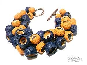 Бубенчики-колокольчики из полимерной глины , handmade