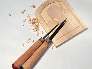 """Мастер-Класс """"Объемная икона"""". Ярмарка Мастеров - ручная работа, handmade."""