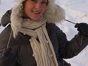 Мастер-класс Власовой Е. по валянию шапки ушанки с флисом в Омске. | Ярмарка Мастеров - ручная работа, handmade