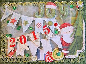 Новогодний альбом | Ярмарка Мастеров - ручная работа, handmade