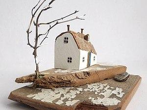 Зимнее настроение от Kirsty Elson | Ярмарка Мастеров - ручная работа, handmade
