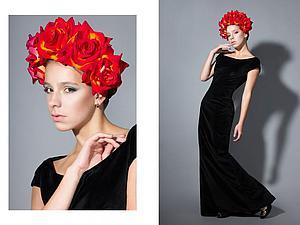 Аукцион!!! Вечернее платье от 800 руб. | Ярмарка Мастеров - ручная работа, handmade