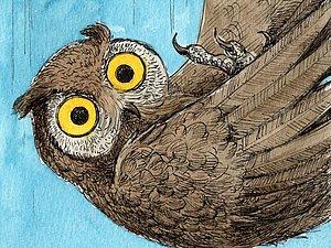 Весенние птицы: первая | Ярмарка Мастеров - ручная работа, handmade