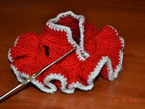 Вяжем платьице для игрушек амигуруми. Ярмарка Мастеров - ручная работа, handmade.