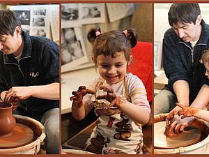 Мастер-классы. Обучение гончарному ремеслу | Ярмарка Мастеров - ручная работа, handmade