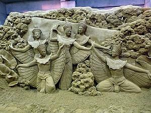 Удивительные Скульптуры Сюзанны Руселер | Ярмарка Мастеров - ручная работа, handmade