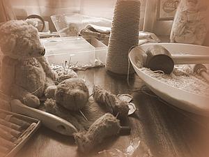 Процессы, как я готовлюсь к Салону)) | Ярмарка Мастеров - ручная работа, handmade